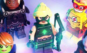 LEGO DC Super-Villains Young Justice