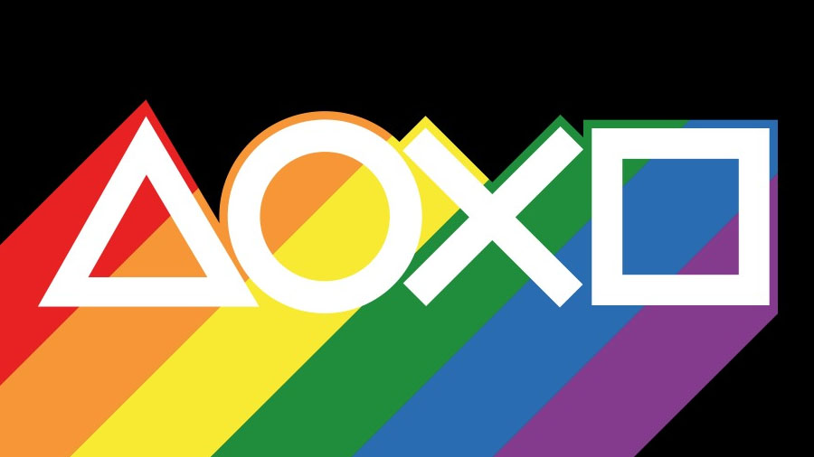 Orgulho LGBT Tema PS4