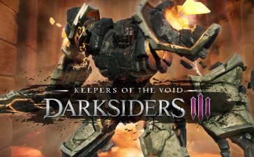 Keepers of the Void Darksiders 3