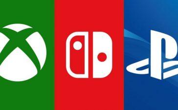 Sony Microsoft Nintendo