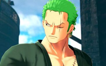 DLC Episode 1 The Void Mirror Prototype de One Piece: World Seeker