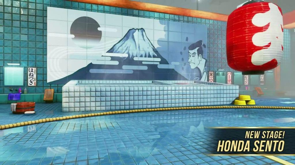 Street Fighter V Honda Lucia Poison