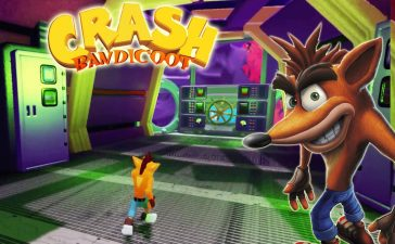 Crash Bandicoot Dreams