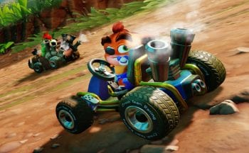 Crash Team Racing Baby