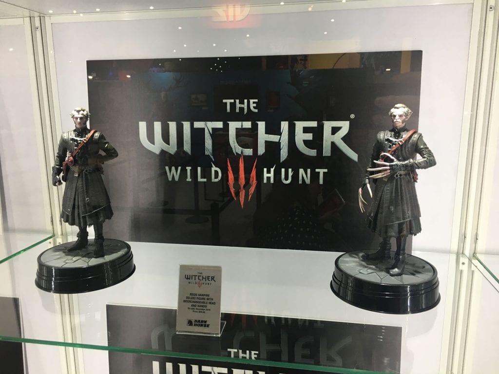 Estátuas The Witcher 3 Dark Horse