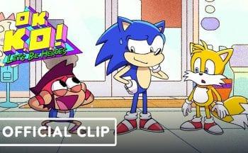 OK, K.O.! Vamos Ser Heróis Sonic