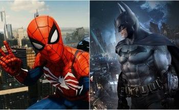 Spider-Man Batman