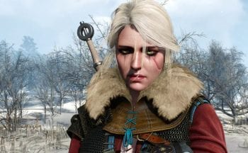 The Witcher 3 Ciri