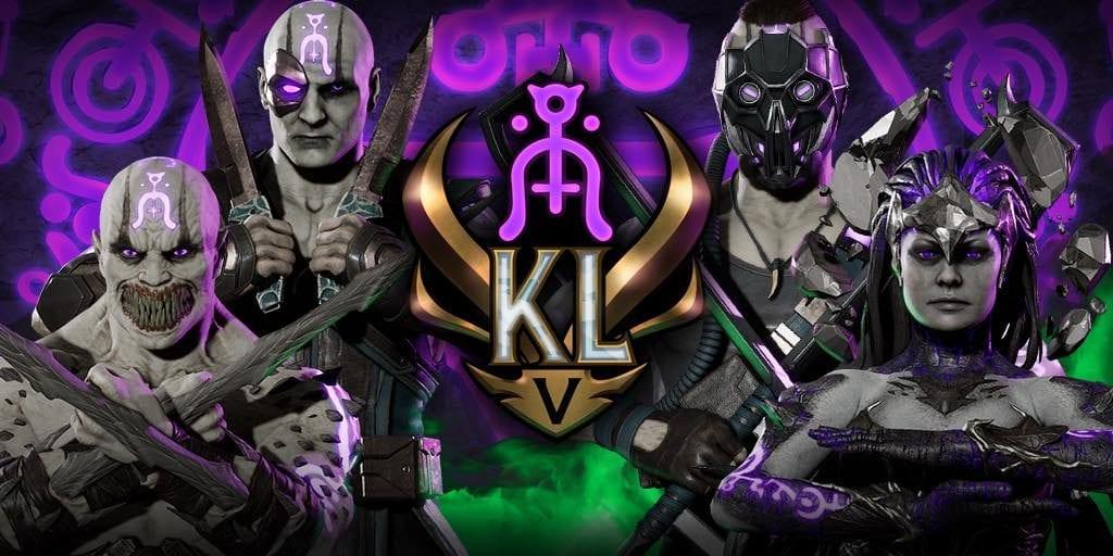 Mortal Kombat 11 Liga de Kombate