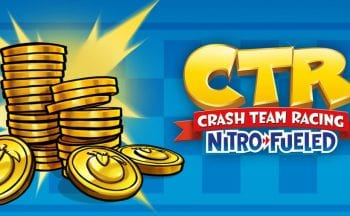 Crash Team Racing Nitro-Fueled Wumpa Coins