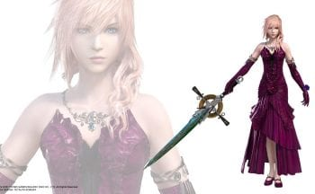 Dissidia Final Fantasy NT Lightning