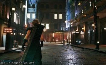 Final Fantasy VII Remake Sector 8