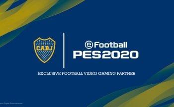 PES 2020 Boca Juniors