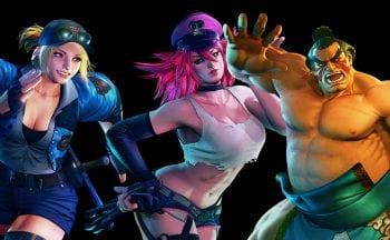 Street Fighter V Lucia Poison Honda