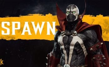 Spawn Mortal Kombat 11