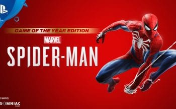 Spider-Man GOTY