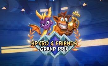 Spyro Crash Team Racing Nitro-Fueled