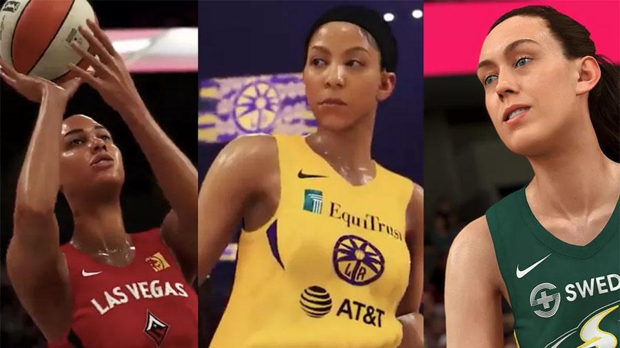 NBA 2K20 WNBA
