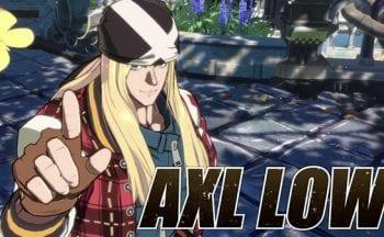 Guilty Gear Axl Low