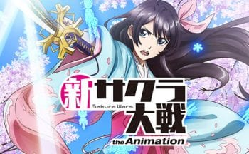 Shin Sakura Wars the Animation