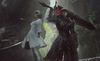 Final Fantasy XIV NieR