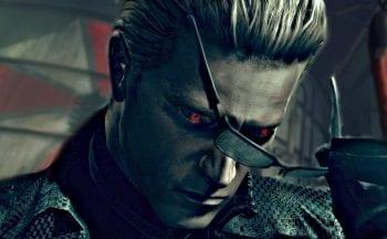 Albert Wesker de Resident Evil