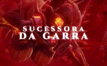 Code Vein Sucessora da Garra