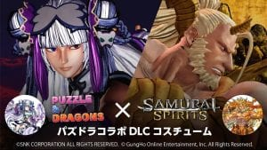 Samurai Shodown Puzzle and Dragons