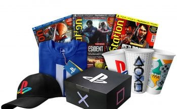 Box Oficial PlayStation Collectors