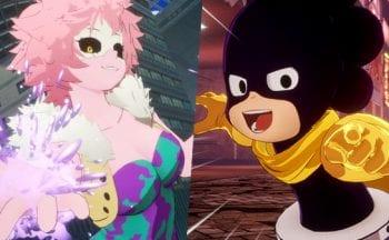 My Hero One's Justice 2 – Mina Ashido e Minoru Mineta