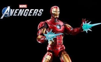 Avengers Homem de Ferro Brinquedo