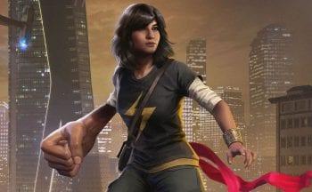 Avengers Kamala Khan