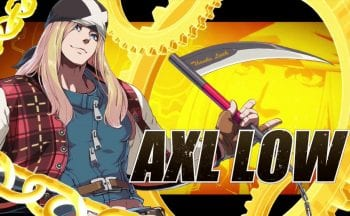 Axl Guilty Gear