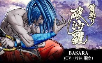 Basara Samurai Shodown