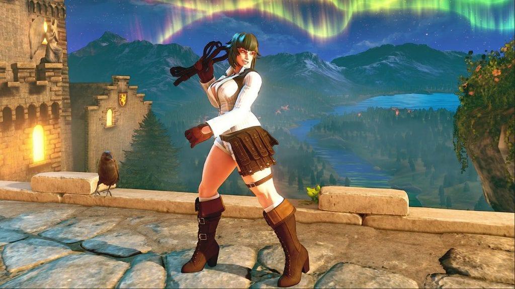 Street Fighter V Poison Lady