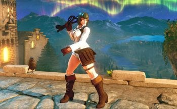 Street Fighter V Poison Lady