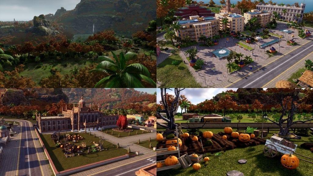 Tropico 6 Halloween