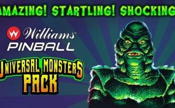 Williams Pinball: Universal Monster Pack