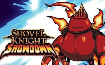 Shovel Knight Showdown Mole Knight
