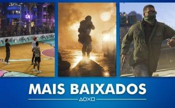 PS Store Mais Baixados Outubro 2019