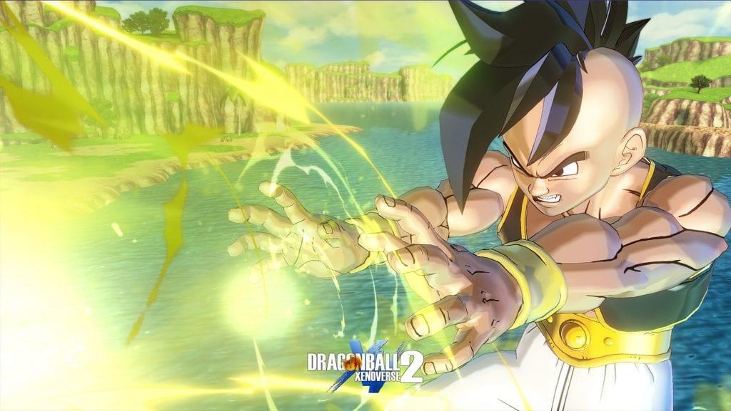 Dragon Ball Xenoverse 2 Super Oob