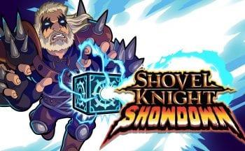 Shovel Knight Showdown Baz