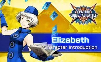 Elizabeth de BlazBlue: Cross Tag Battle