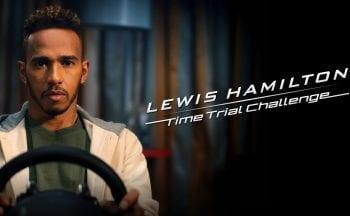 Gran Turismo Sport Lewis Hamilton