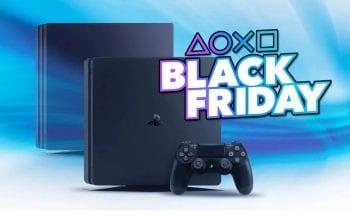 Black Friday PS4