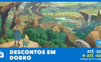 PS Store Descontos em Dobro