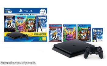 Mega Pack PlayStation