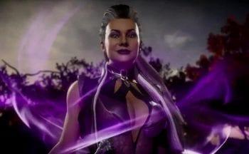 Sindel Mortal Kombat 11