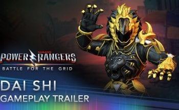 Dai Shi Power Rangers