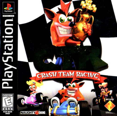 CTR - Crash Team Racing (USA)